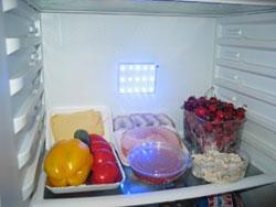 """Dispositivo destinado a aumentar o prazo de conservação dos géneros alimentícios """"AVERS-Freshguard"""" CT 5150-001-58568926-2010"""