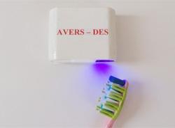 """Higienizador bactericida de escova de dentes """"AVERS-DEZ"""", Condições Técnicas: 4496-004-58668926-2014"""