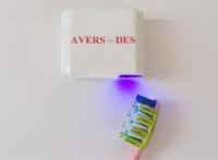 """Nettoyant bactéricide de la brosse à dents """"AVERS-DEZ"""" CT 4496-004-58668926-2014"""